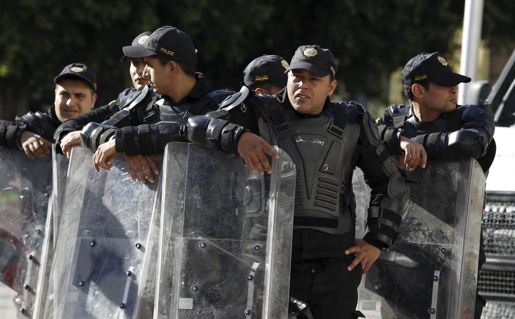 حظر التجوال ليلا في عموم أنحاء تونس