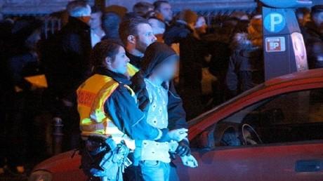 حملة الاعتقالات في ألمانيا بعد الاعتداءات