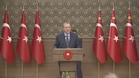أردوغان هجوم بعشيقة يبرر وجودنا بالعراق