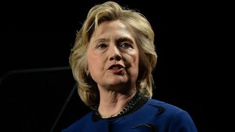 هيلاري كلينتون مرشحة الحزب الديمقراطي للرئاسة الأمريكية