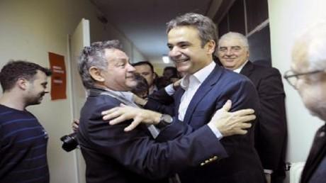 المحافظون اليونانيون ينتخبون زعيما جديدا