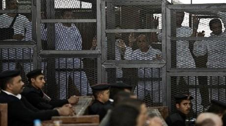 محاكمات مصرية - أرشيف