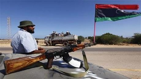 ليبيا تتحضر للضرب