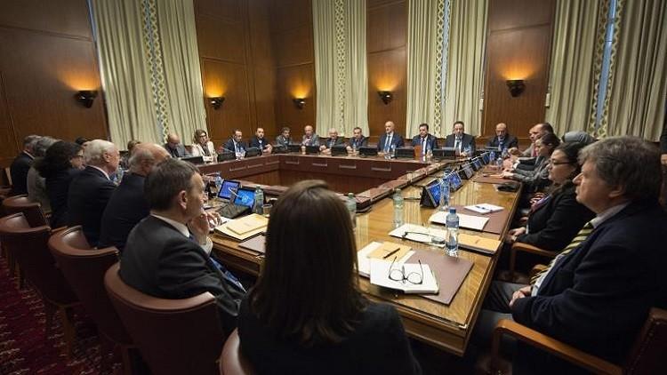 دي ميستورا يعتبر لقاءه بالمعارضة السورية بداية رسمية للمفاوضات