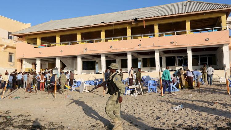 الصومال.. سلسلة تفجيرات في محيط القصر الرئاسي وأنباء عن ضحايا