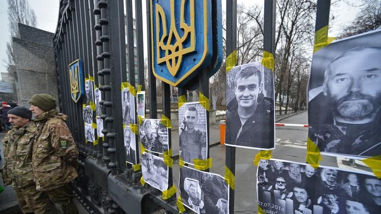 كييف تنفي نيتها إرسال قوات عسكرية إلى سوريا لقتال