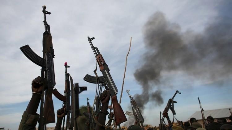 جيش جنوب السودان يقتل 50 شخصا خنقا داخل حاوية معدنية