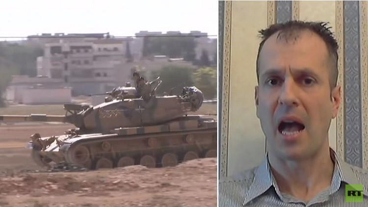 محلل سياسي لـRT: تركيا تبحث عن ذريعة لبدء تدخل عسكري في سوريا