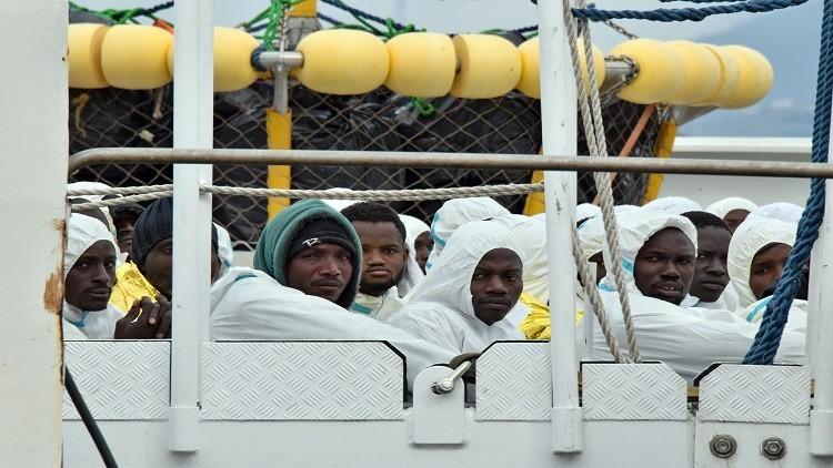 الاستخبارات الإيطالية: اللاجئون إلينا يائسون وليسوا إرهابيين
