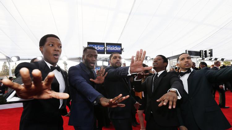 جوائز نقابة ممثلي الشاشة الـ 22 تنصف الممثلين السود