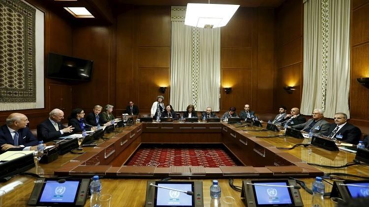 مفاوضات جنيف تنطلق على وقع هدير المدافع في سوريا