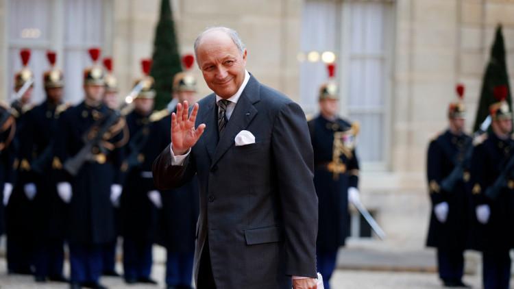 فابيوس يستبعد تدخل فرنسا في ليبيا لمكافحة