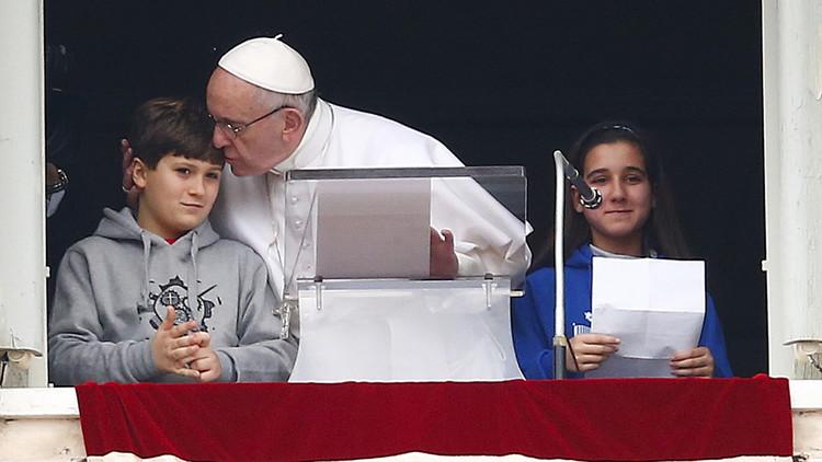 البابا فرنسيس يدخل لأول مرة عالم السينما بفيلم ديني