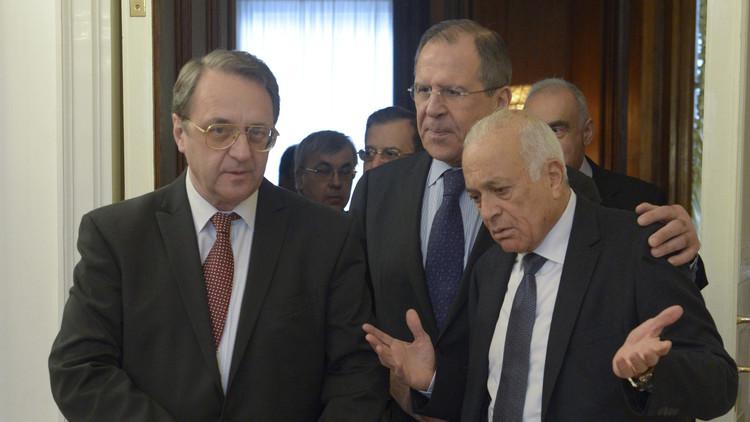 جامعة الدول العربية: لقاء وزاري عربي-روسي يوم 26 فبراير في موسكو