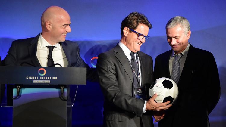 الاتحاد الإيطالي يدعم إنفانتينو في ترشحه لرئاسة الفيفا