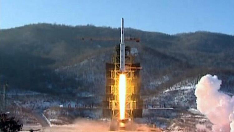 واشنطن تهدد بيونغ يانغ بعقوبات قاسية إذا أطلقت قمرا صناعيا
