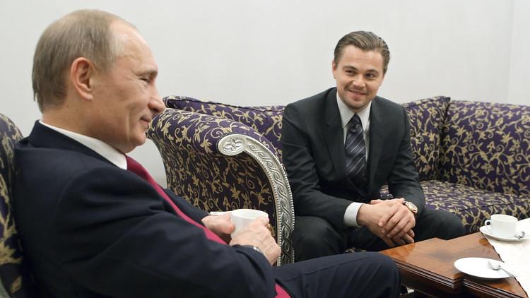 أربعة من نجوم السينما يتنافسون على تجسيد شخصية بوتين