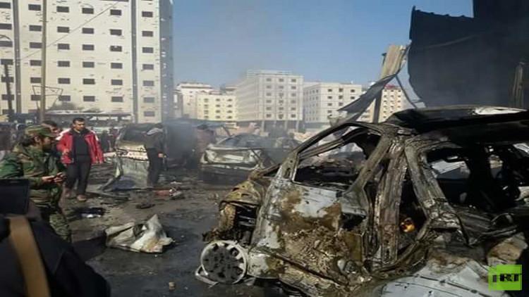 المعارضة السورية تندد بتفجيرات السيدة زينب