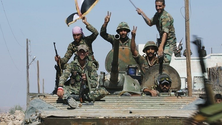 عملية مباغتة للجيش السوري ببلدة عتمان في ريف درعا