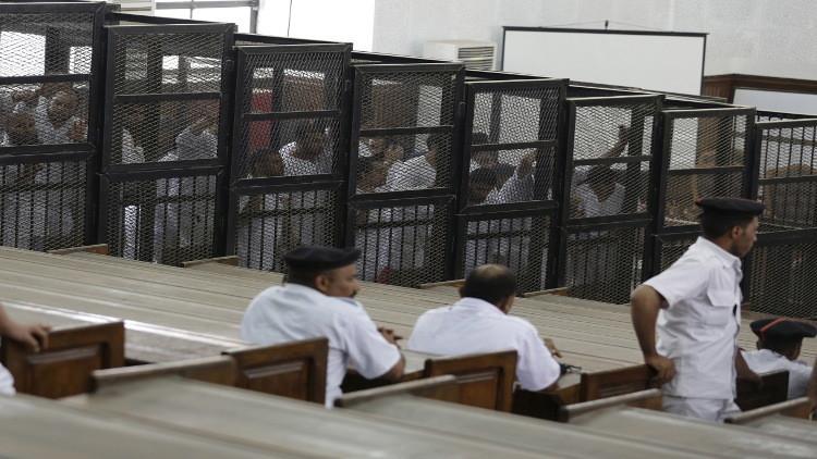 مصر .. إلغاء حكم بإعدام 149 شخصا من الإخوان