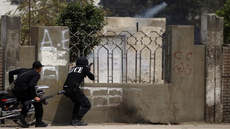 الأمن المصري يقتل شخصين في تبادل لإطلاق نار