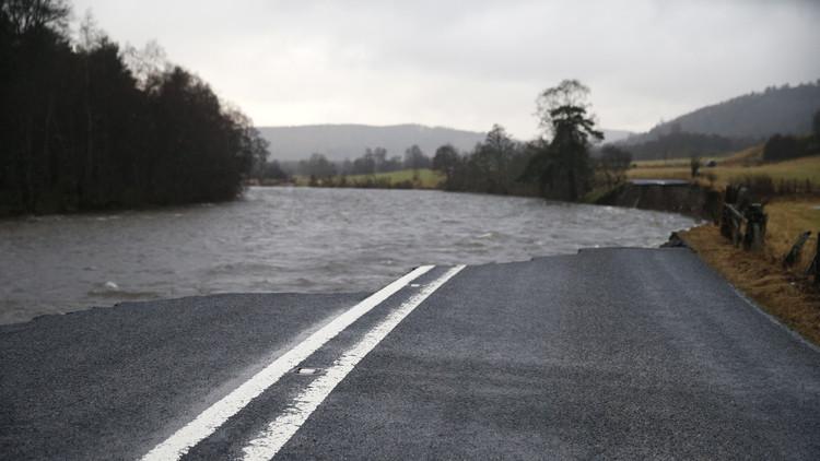 أضرار الفيضانات في أوروبا ستتضاعف 5 مرات بحلول عام 2050