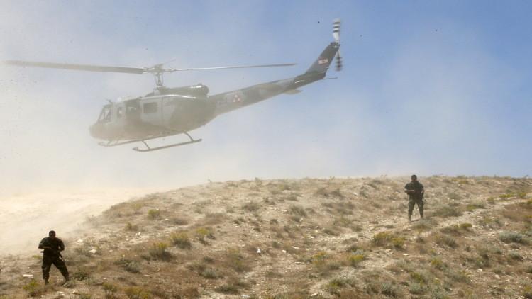 الجيش اللبناني يقضي على 6 إرهابيين في عرسال