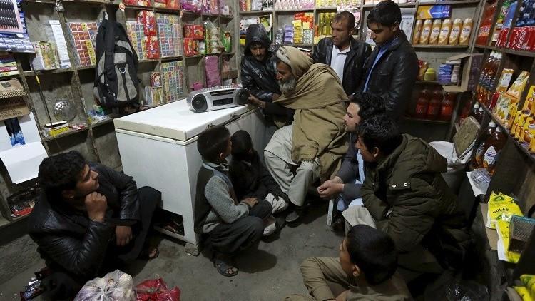 أفغانستان.. تدمير مقر راديو