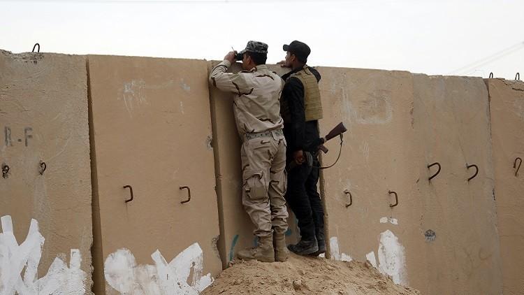 القوات العراقية تعتزم إنشاء جدار حول بغداد لمنع تسلل مسلحي