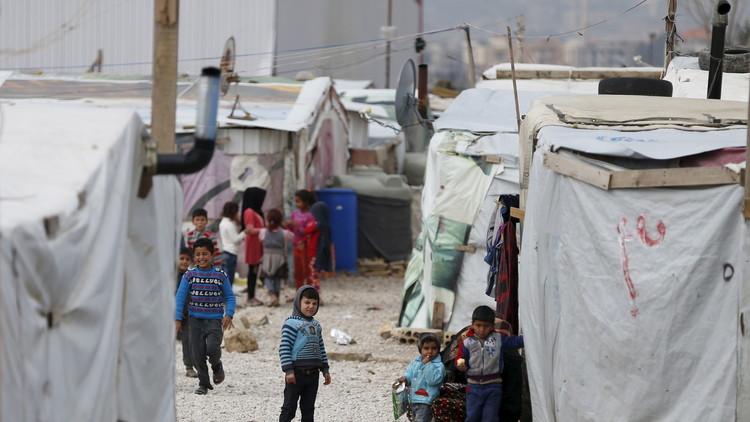 لبنان: سنطلب من المانحين 12 مليار دولار للتعامل مع تدفق اللاجئين من سوريا