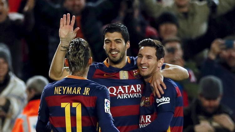 برشلونة يكتسح فالنسيا بسباعية ويثبت أقدامه في نهائي كأس الملك (فيديو)