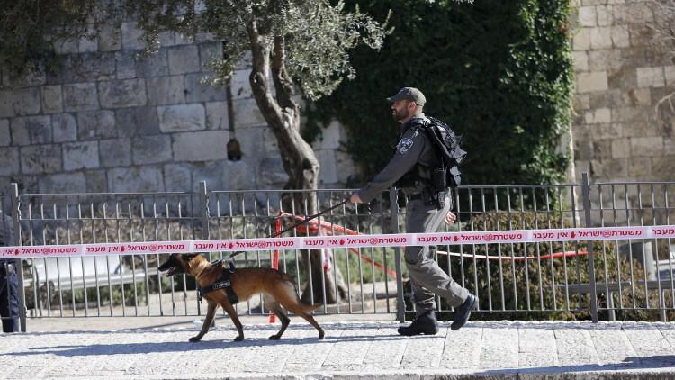 إسرائيل تغلق بلدة قباطية بالضفة الغربية
