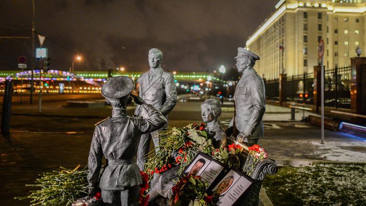 الكرملين: المستشار العسكري الروسي الذي قتل في سوريا لم يشارك في العمليات القتالية