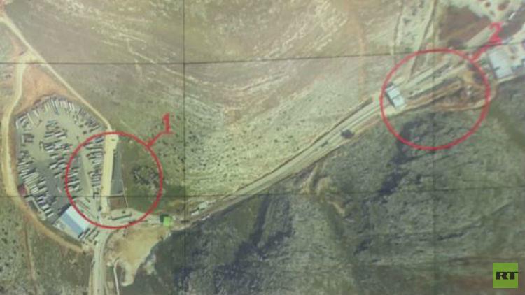 الدفاع الروسية تنشر أدلة جديدة حول تسليح أنقرة للإرهابيين في شمال غرب سوريا
