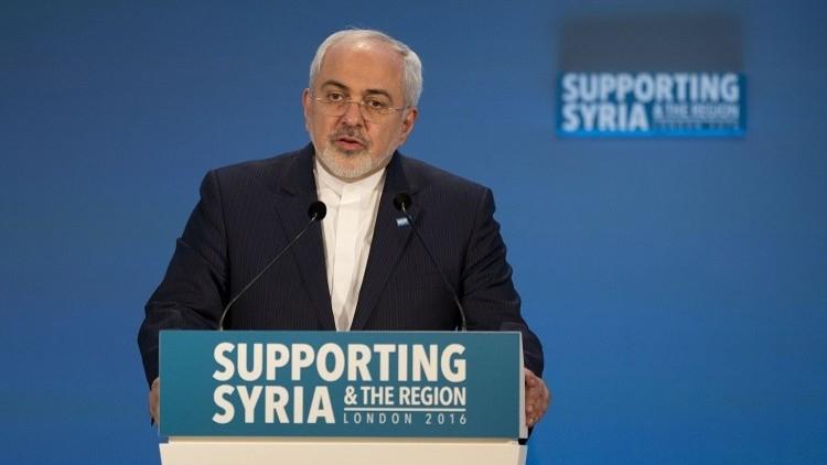ظريف: يجب استثناء جبهة النصرة وتنظيم داعش من أي وقف محتمل لإطلاق النار في سوريا