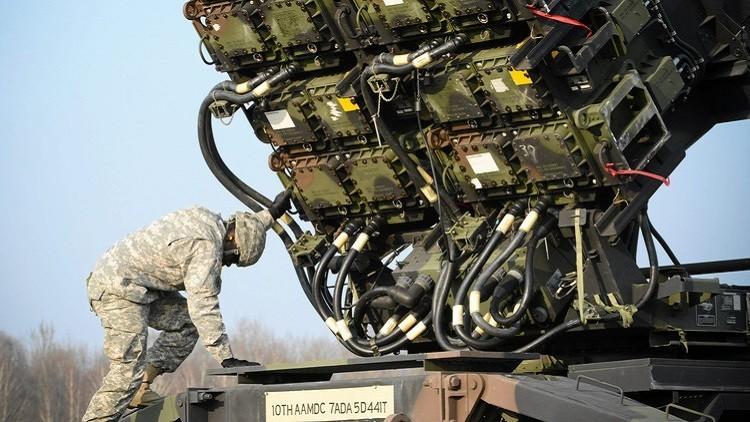 الولايات المتحدة تضع نظامها الصاروخي الدفاعي في حالة تأهب