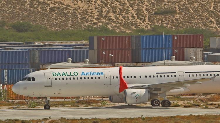 مصادر: انتحاري معاق قد يكون مسؤولا عن التفجير في الطائرة الصومالية