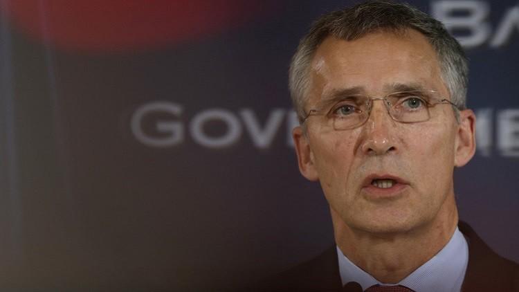 الناتو ينتظر تشكيل الحكومة لمحاربة