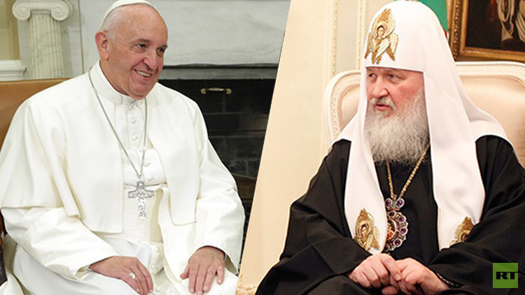 اضطهاد المسيحيين في الشرق الأوسط محور لقاء تاريخي مرتقب بين بطريرك موسكو وبابا الفاتيكان