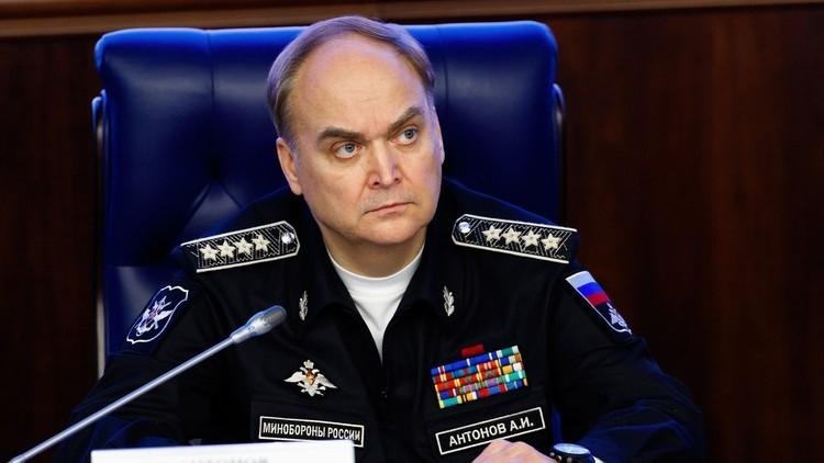 موسكو: الناتو يحاول بناء العلاقات مع روسيا