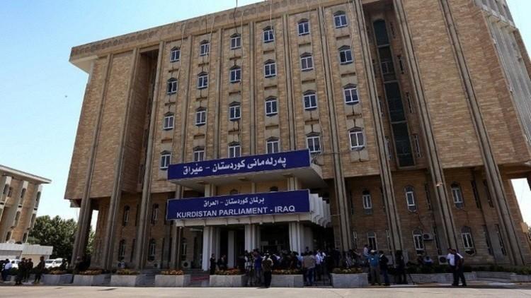 مصرع 20 شخصاً أغلبهم أجانب نتيجة حريق في فندق بأربيل شمال العراق