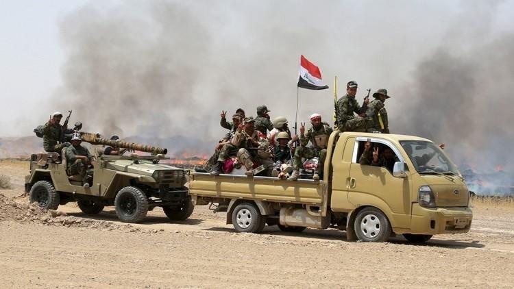 قوات الأمن العراقية تفرض سيطرتها على السجارية شرق الرمادي