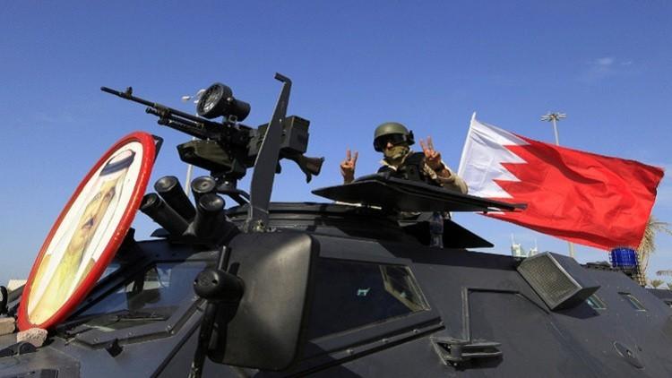 البحرين مستعدة لإرسال قوات برية إلى سوريا