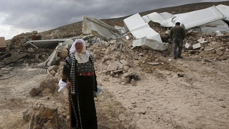 الاتحاد الأوروبي يدعو إسرائيل إلى وقف هدم منازل الفلسطينيين