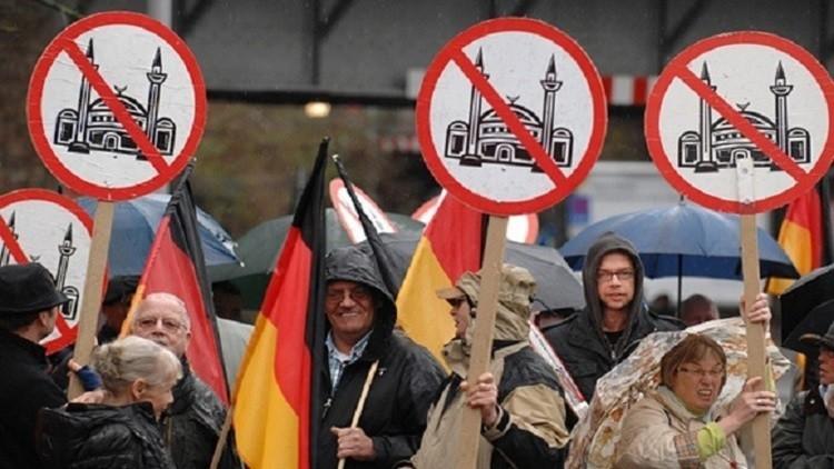 حركة بيغيدا الألمانية المناهضة للإسلام - أرشيف