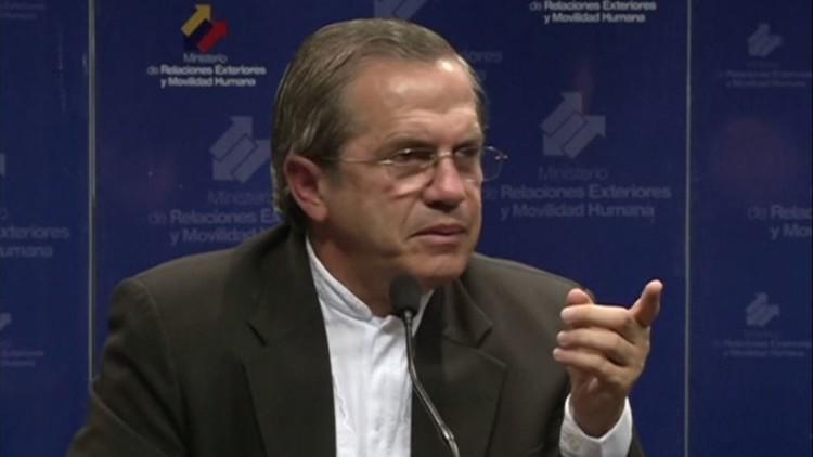 الخارجية الإكوادورية تستدعي السفير التركي احتجاجا على ممارسات حرس أردوغان