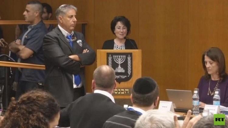 إسرائيل: ستة أشهر مع وقف التنفيذ للنائب حنين الزعبي