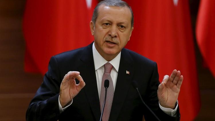 أردوغان:  لن ألتقي السيسي طالما مرسي وزملاؤه في السجن