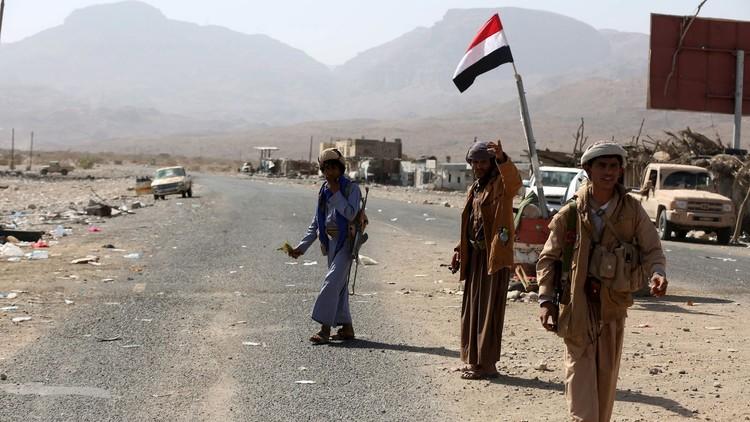 جيش هادي يعلن السيطرة على ميدي في محافظة حجة اليمنية
