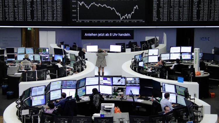 الأسهم الأوروبية عند أدنى مستوياتها منذ أكتوبر 2014